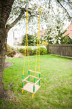 Tree swing Royalty Free Stock Image