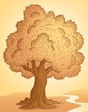 Tree theme image 3 Royalty Free Stock Photography