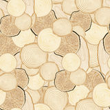 Tree trunk background. Royalty Free Stock Image