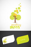 Tree Vector. Creative tree design. Vector EPS10 file included Royalty Free Stock Photos