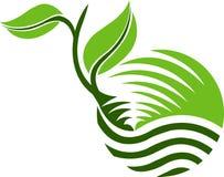 Tree world Royalty Free Stock Image