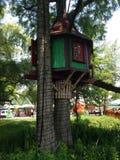 Treehouse Stock Foto