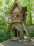 Treehouse Stock Foto