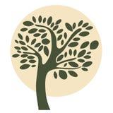 Treeillustration Royaltyfria Foton