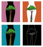 Treelife Royalty Free Stock Photo