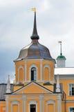 Treenighet Sergius Lavra i Ryssland Royaltyfri Fotografi
