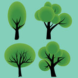 Trees Royalty Free Stock Image