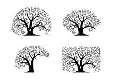 Trees. Stock Photography