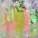 Treetop картины Стоковая Фотография