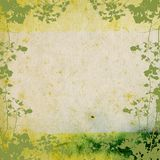 Treetop frame on mulberry Royalty Free Stock Photography