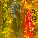 Treetop Painting Stock Photos