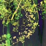Treetop Painting Stock Photo