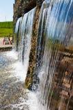 Trefaldig vattenfall Arkivbilder