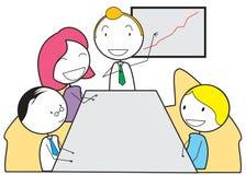 Treffen Lizenzfreies Stockbild
