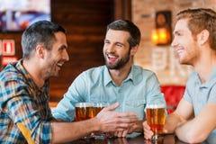 Treffen der besten Freunde Lizenzfreie Stockfotos