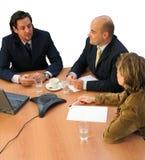 Treffen II Lizenzfreies Stockfoto