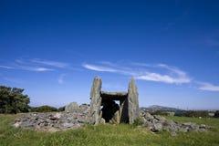 Trefignath Burial Chamber Royalty Free Stock Photos