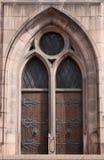 Trefoldighetskirken (de Heilige Kerk van de Drievuldigheid), Oslo Stock Afbeelding