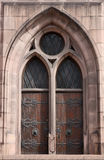 Trefoldighetskirken (igreja santamente) da trindade, Oslo Imagem de Stock
