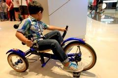 trehjuling Arkivbild