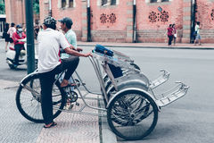 trehjuling Arkivbilder