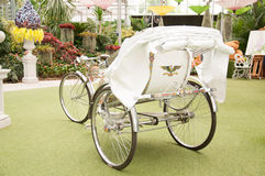 Trehjuling samlor Royaltyfri Bild
