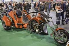 Trehjulingavbrytare Royaltyfri Bild