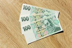 Trehundra kronor Royaltyfri Foto