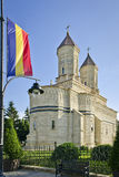 Trei Ierarhi kyrka, Iasi, Rumänien arkivfoton