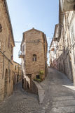 Treia (gränser, Italien) Arkivfoton