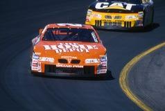 Treiber Tony-Stewart NASCAR stockfoto