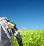 Treibstoff und Natur Stockbilder
