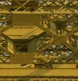 Treillage sur le pont Photos libres de droits