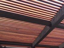 Treillis de séquoia Photographie stock libre de droits
