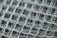 Treillis métallique Photos libres de droits