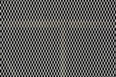 Treillis métallique Photo libre de droits