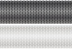Treillis métallique en métal illustration de vecteur