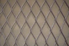 Treillis métallique pour la trappe Images stock