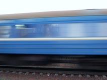Trein Royalty-vrije Stock Afbeelding