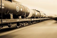 Trein Royalty-vrije Stock Afbeeldingen