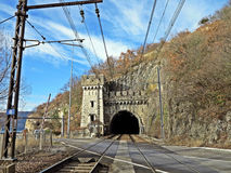 Trein Annecy Royalty-vrije Stock Foto