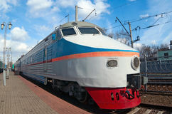 Trein ER-200 Royalty-vrije Stock Fotografie