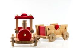 Trein II van het stuk speelgoed Stock Foto