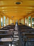 Trein - Riotinto-Mijn Royalty-vrije Stock Foto