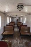 Trein Tunesië Royalty-vrije Stock Foto's