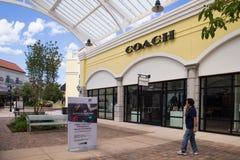 Treinador Store Deer Park NY Imagem de Stock Royalty Free