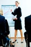 Treinamento do negócio Imagem de Stock Royalty Free