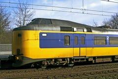 Treine a locomotiva Foto de Stock Royalty Free