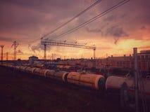 treinen stock foto's