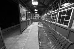 Treinwachtkamer Stock Foto